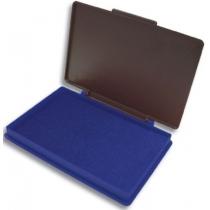 Подушка штемпельна настільна Kores 70х110 мм, синя