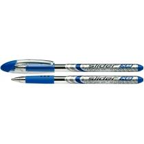 Ручка масляная Schneider SLIDER XB синяя