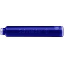 Патрон чернильный Schneider синій