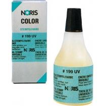Флуоресцентна невидима універсальна штемпельна фарба Noris 199 UVC