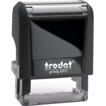 Оснастка для штампа TRODAT 4911 Р4, черная
