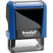 Оснастка для штампа TRODAT 4911 Р4, синий