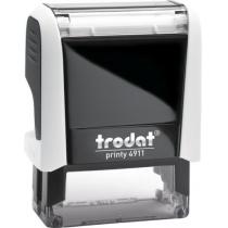 Оснастка для штампа TRODAT 4911 Р4, белая