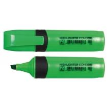 Маркер текстовый Economix 11007 зеленый