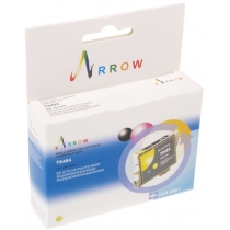Картридж Arrow EPSON Stylus Photo R-200/220/300/320/340/RX-500/600/620 (А-T0484) Yellow