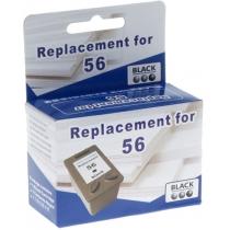 Картридж струйный HP микроструйки 6656 (HC-E01L) Black