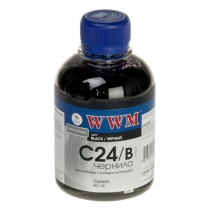 Чернила для Canon, BCI C24/B, black, 200 г.