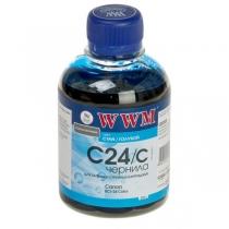Чернила для Canon, BCI C24/С, cyan, 200 г.