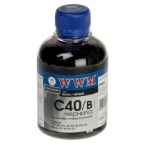 Чернила для Canon, PG C40/B, black, 200 г.