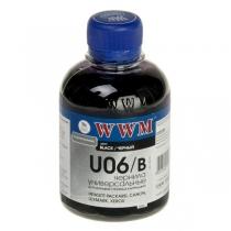 Чернила для Canon/HP/Lexmark, U06/B, black, 200 г.