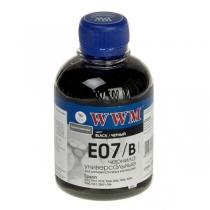 Чернила для Epson, Stylus E07/B, black, 200 г.