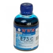 Чернила для Epson, Stylus E73/C, cyan, 200 г.
