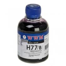 Чернила для HP, H77/B, black, 200 г.