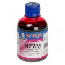 Чернила для HP, H77/M, magenta, 200 г.