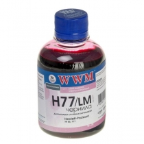 Чернила для HP, H77/LM, light magenta, 200 г.