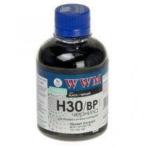 Чернила для HP, H30/BP, black, 200 г.