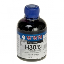 Чернила для HP, H30/B, black, 200 г.