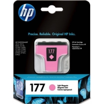 Картридж HP PS 3213/3313/8253 (C8775HE) № 177 Light Magenta, 5,5 мл, ориг.
