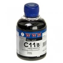 Чернила для Canon, C11/B, black, 200 г.