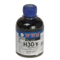 Чернила для HP, H30/B, black, VT0553, 200 г.
