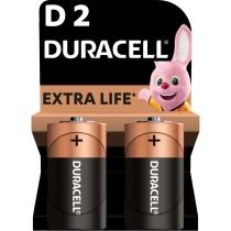Батарейка DURACELL LR20D MN1300 2шт. в упаковке