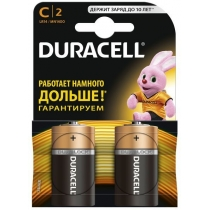 Батарейка DURACELL LR14C MN1400 2шт. в упаковке