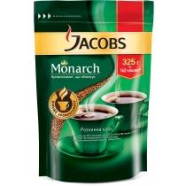 """Кава розчинна Jacobs """"Monarch"""" 325 г економ пакет"""
