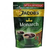 """Кава розчинна Jacobs """"Monarch"""" 80 г економ пакет"""