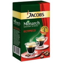 "Кофе молотый Jacobs ""Espresso"", 250г."