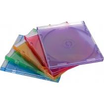 Бокс для CD Slim, цветной