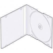 Бокс для CD, прозрачный