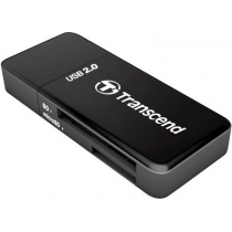 Кардрідер Transcend, CardreaderTS-RDP5-в-1 USB 2.0