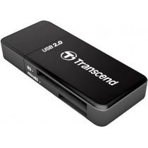 Кардрідер Transcend, CardreaderTS-RDP5-в-1 USB 2.0