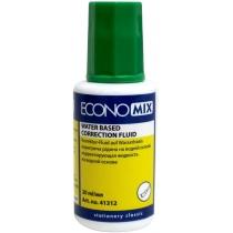 Корректор-жидкость Economix, водная основа