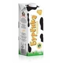Молоко Буренка 2,6 % 1 л