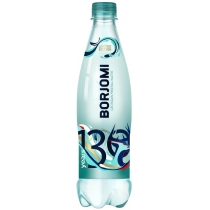 Вода мінеральна Боржомі 0,5 л.,пластик