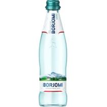 Вода мінеральна Боржомі 0,33 л., скло