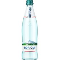 Вода мінеральна Боржомі 0,5 л. скло
