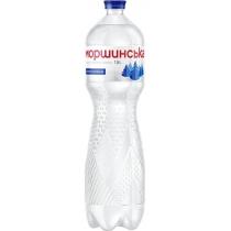 Вода мінеральна Моршинська 1,5 л., газована
