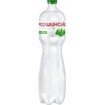 Вода мінеральна Моршинська 1,5 л., слабогазованная
