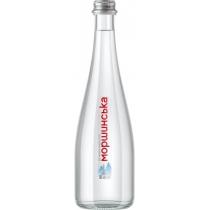Вода минеральная Моршинская 0,5 л., Негазированная, стекло