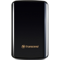 Жесткий диск TRANSCEND 1TB TS1TSJ25D3 HDD, SJ2.5, USB 3.0 Black