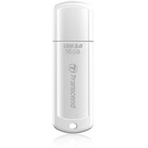 Флеш память 16 Gb TRANSCEND JetFlash 730 USB 3.0 White