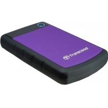 """Жесткий диск TRANSCEND 1TB TS1TSJ25H3P Storejet 2.5"""" H3 USB 3.0 Purple"""
