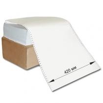 Бумага перфорованний ЛПФ-420 Super Lux IFT (60) 1 слойный, 1700 л.