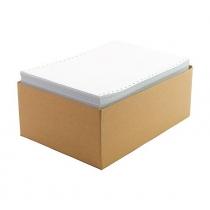 Бумага перфорованний ЛПФ 55-210-12 Super LD, 1 шаровой, 1600 листов