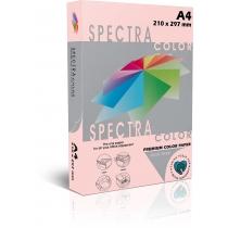 Папір кольоровий SINAR SPECTRA, А4, 80 г/м2, 500 л, пастель, рожева