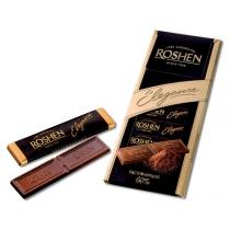 Шоколад Elegance екстра чорний, Roshen, 100гр.