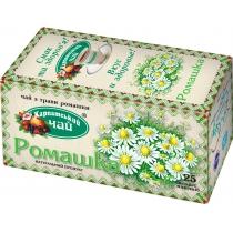 Чай Карпатський Ромашка 25 шт х 1 г
