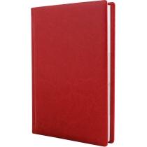 Ежедневник полудатированный, А5, Vivella, красный